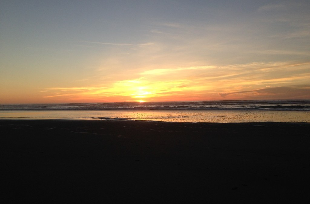 Nature versus Nurture: Oregon Coast Style