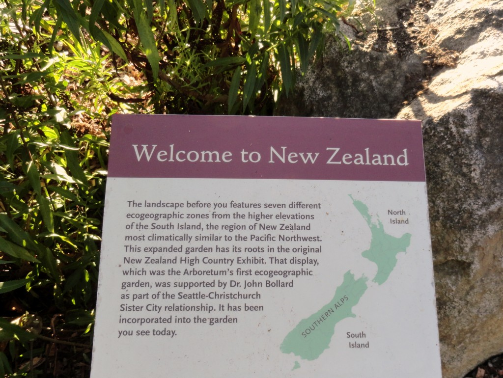 Connections New Zealand sign
