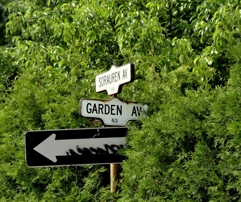 garden ave