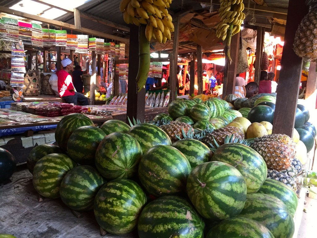 melon pineapple