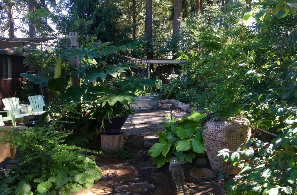 a garden tour: Heldreth's Paradise