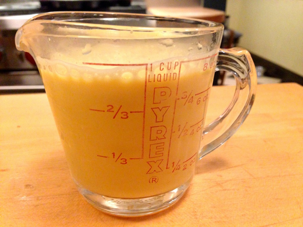 baking with pumpkin milk