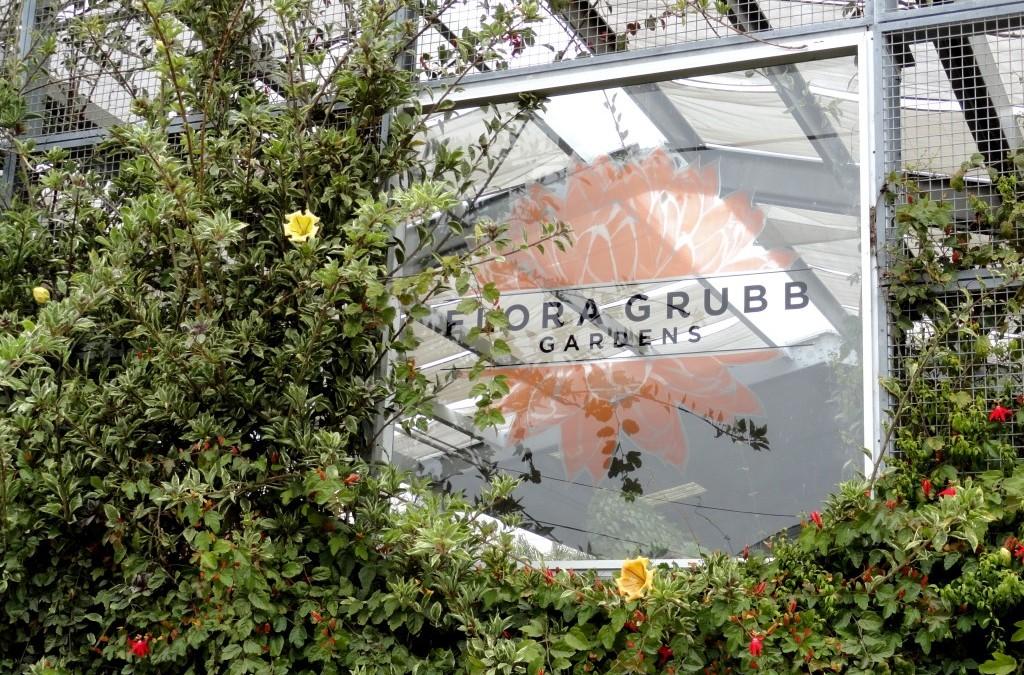 Visiting an Icon; Flora Grubb Gardens
