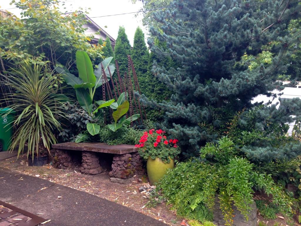 garden 1 driveway 2