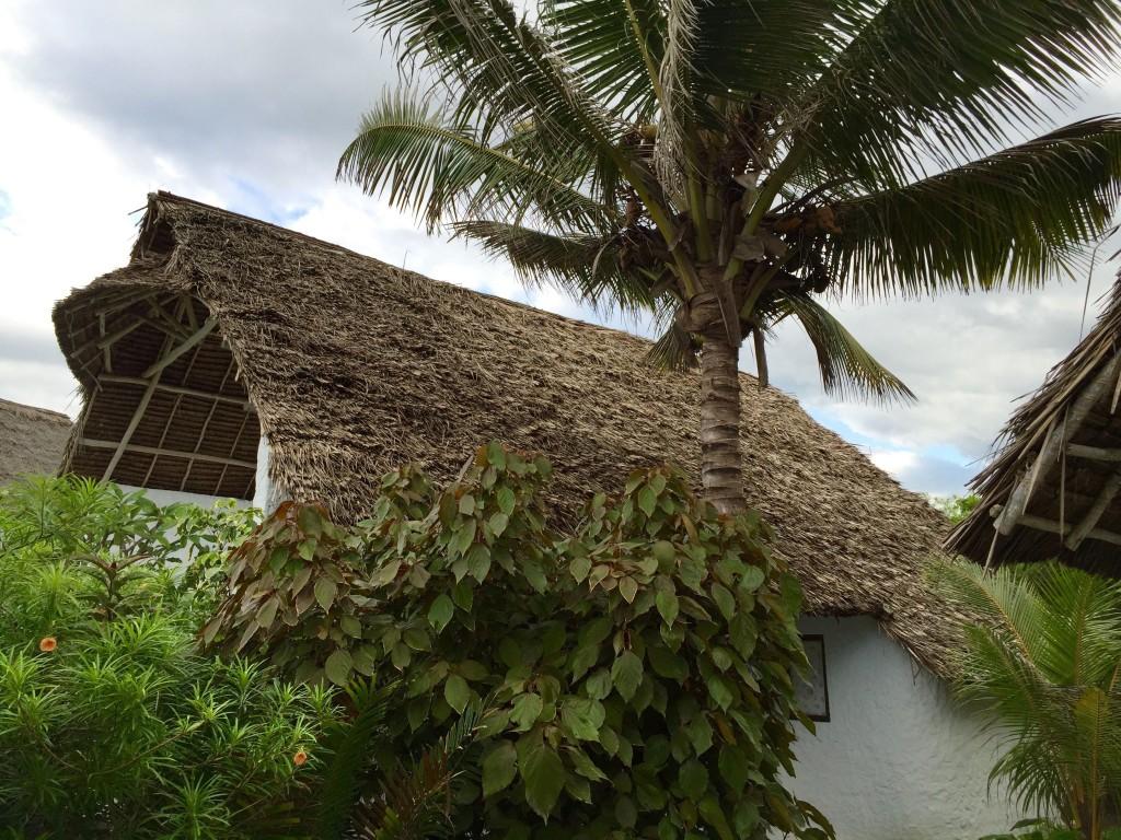 neighboring house