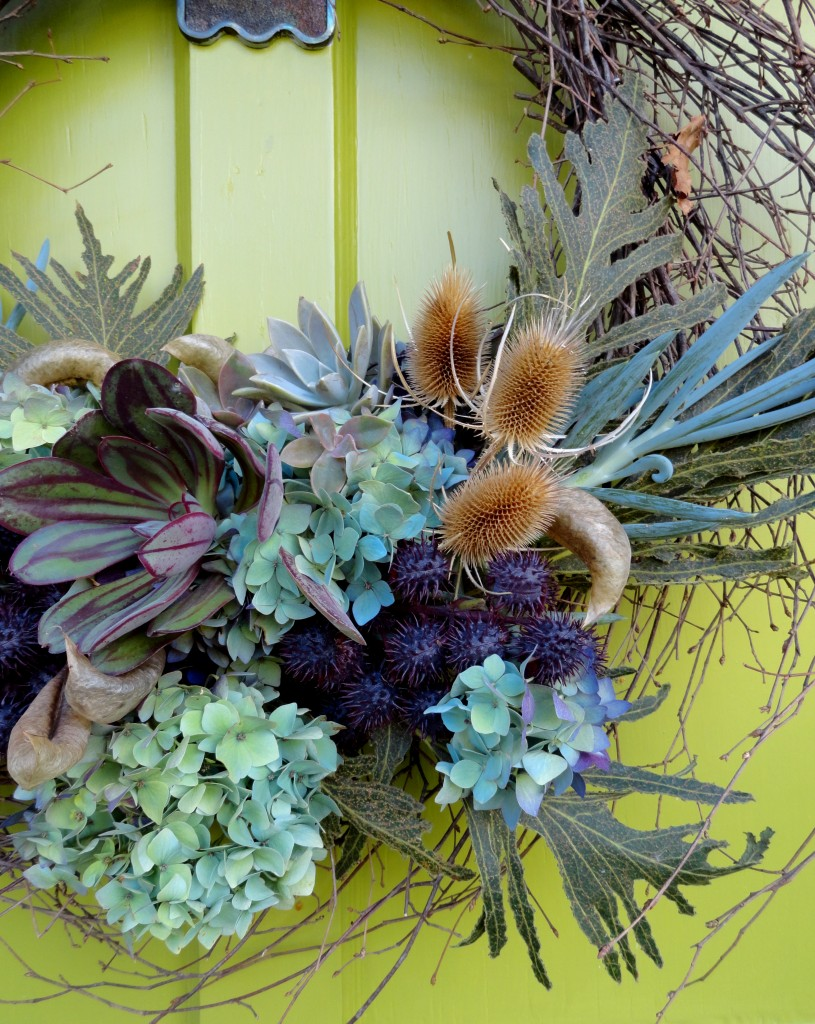 wreath 107