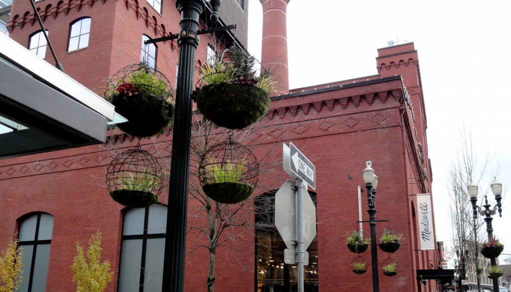 Festive in the Pearl District